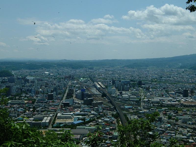 Mt. Shinobu