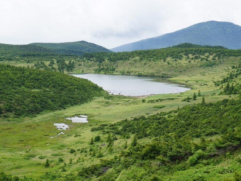 Kamanuma Pond