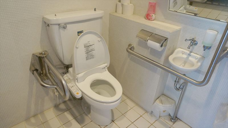 古今奥トイレ