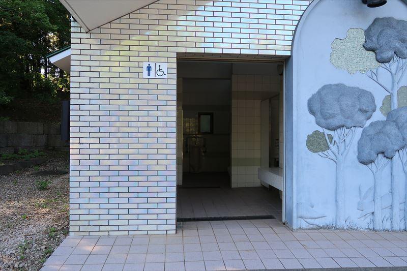 信夫山公園(第2展望台)
