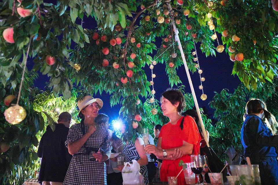 「夜の果樹園」今年はオンライン参加が可能に!