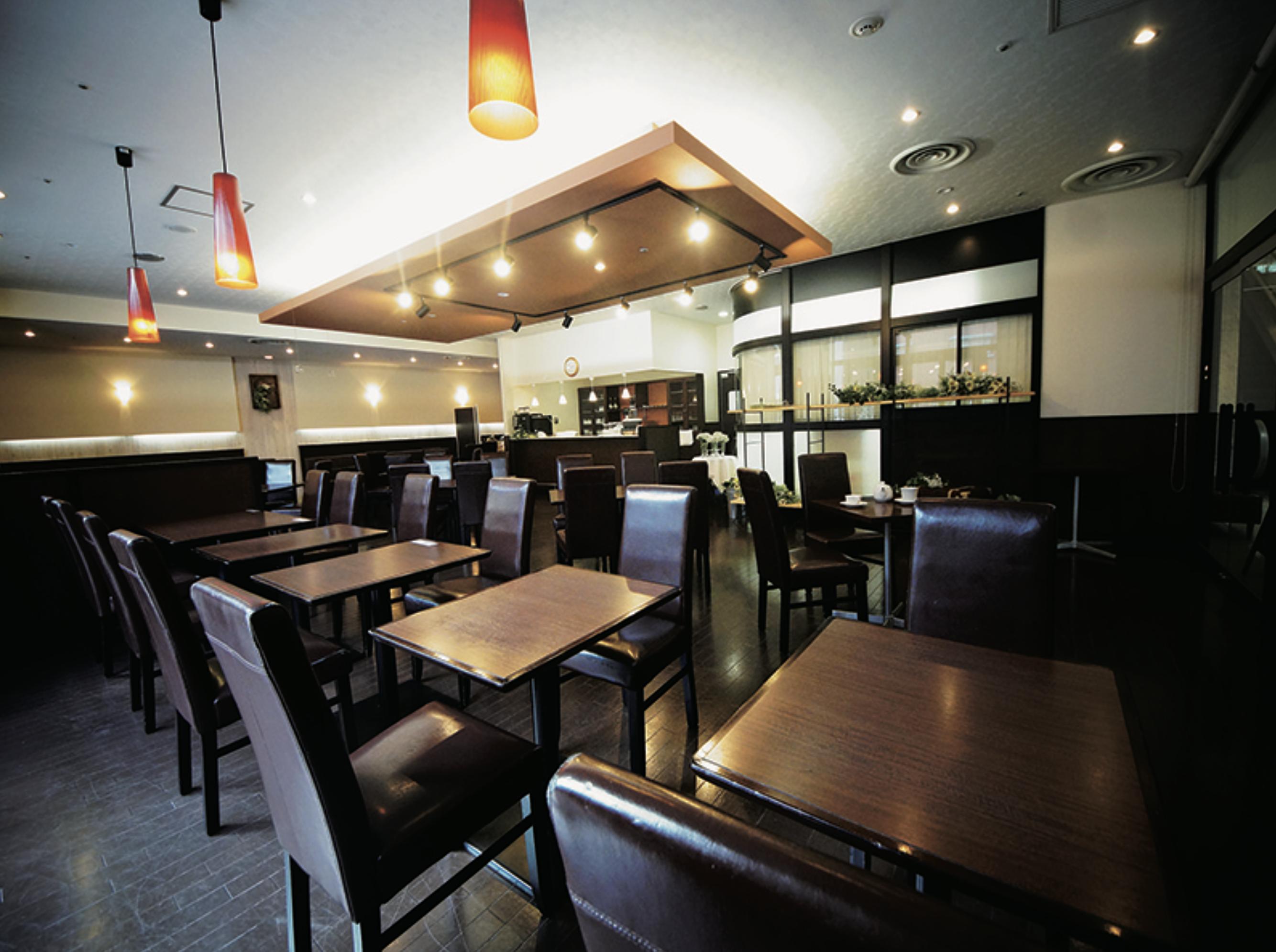 Cafe de Liente(カフェ ドゥ リアンテ)