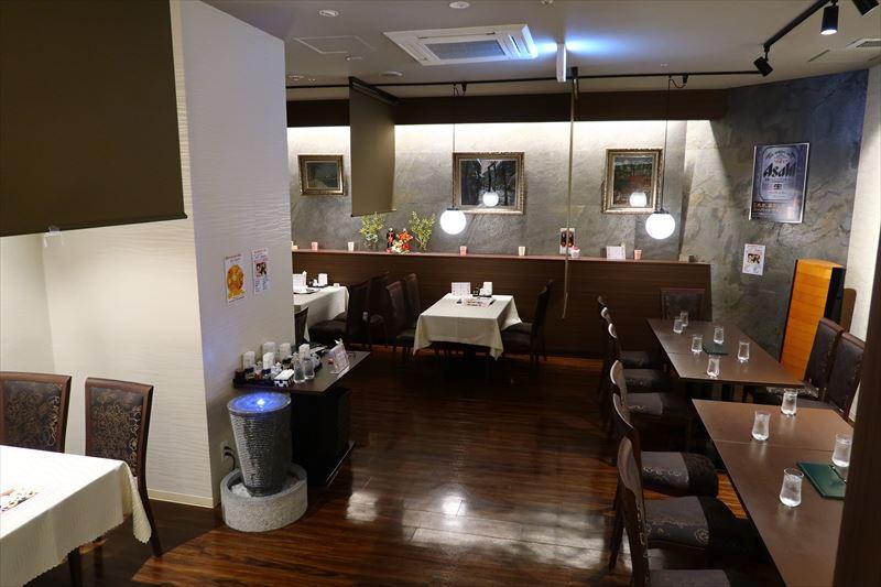 中国料理レストラン 泰山