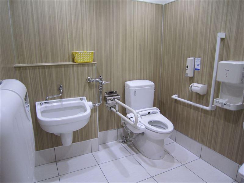 パセナカMisseトイレ