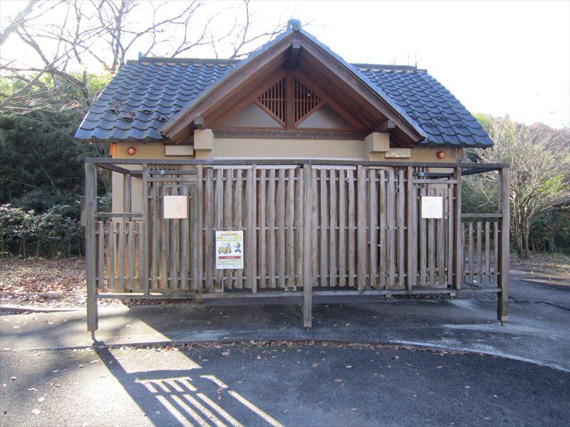 茶屋沼公園トイレ