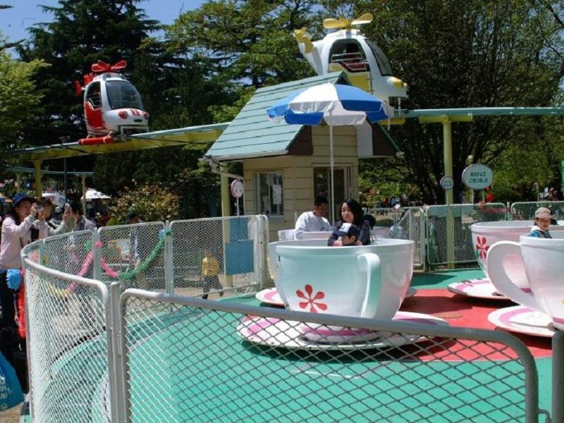ふくしま児童公園SFCももりんパーク(福島市児童公園)