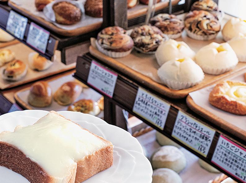 sweet bakery RUSK(ラスク)