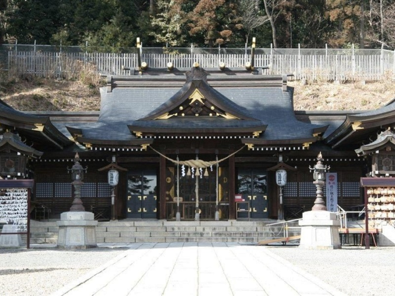 福島縣護國神社(2020年~2021年)