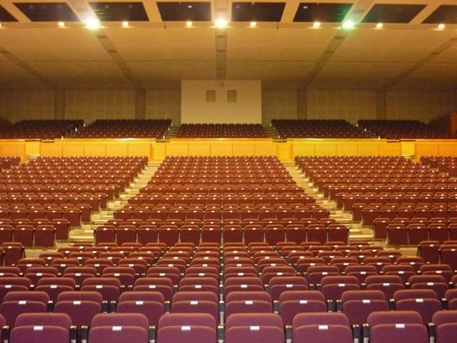 2階観客席