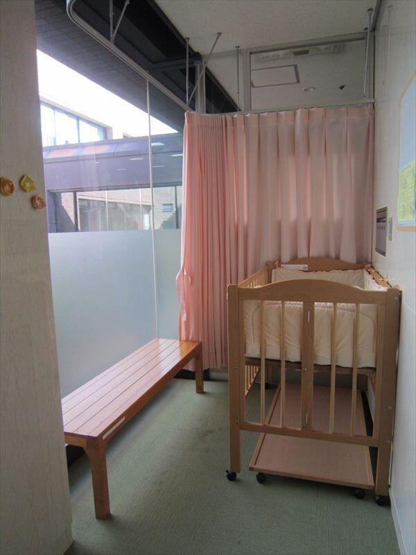 親と子の休憩室