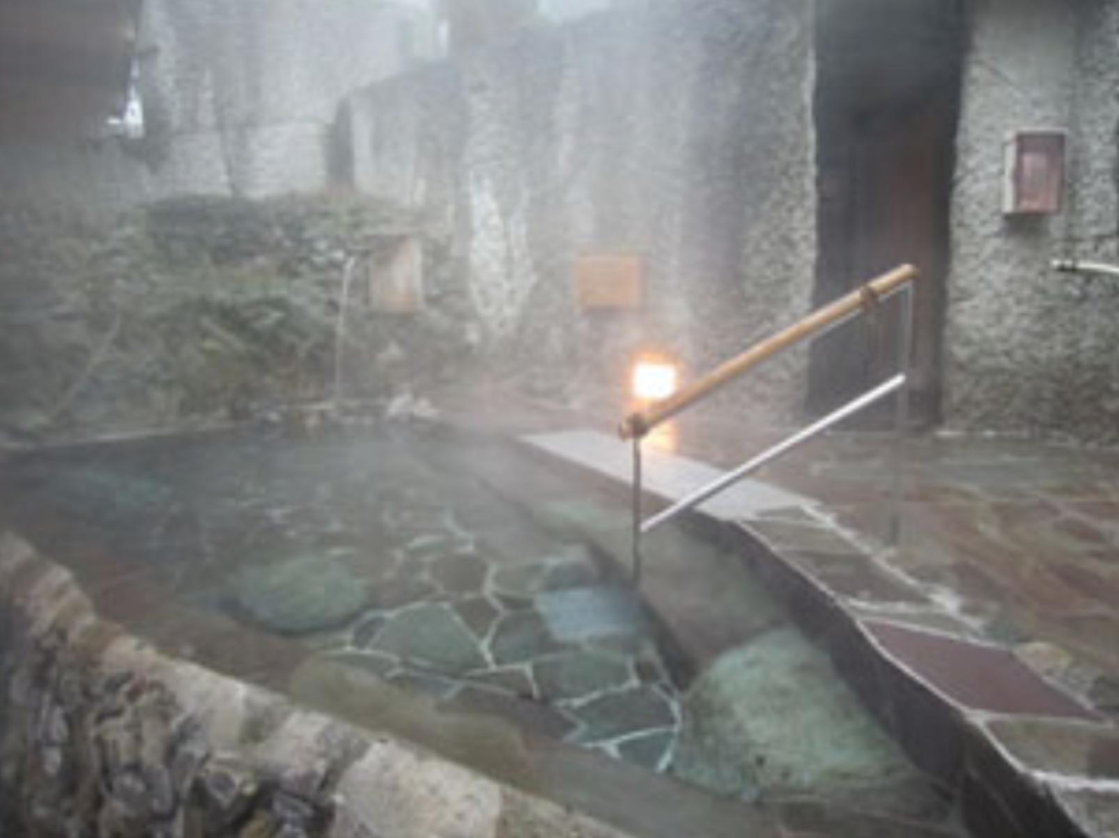 露天風呂「谷の瀬音の湯」(女湯)