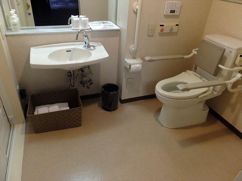 客室(トイレ)