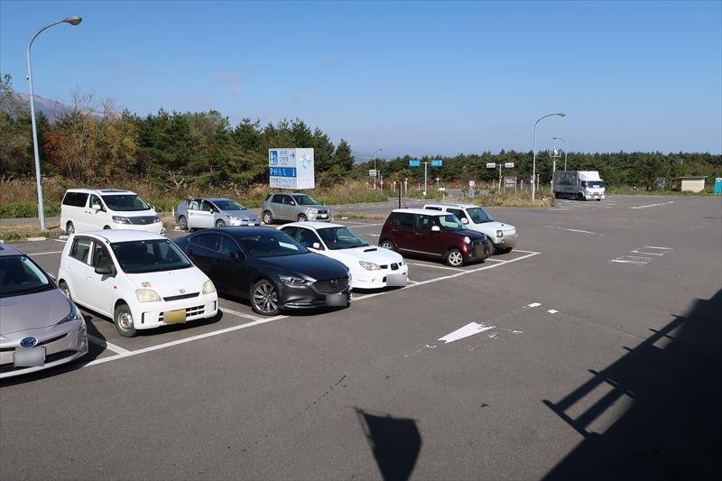 一般車駐車場