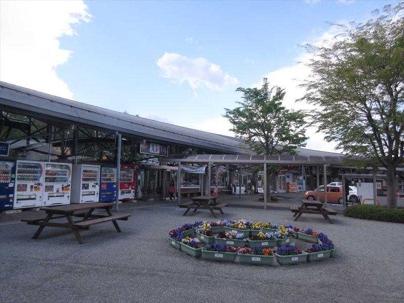 道の駅安達(上り線)
