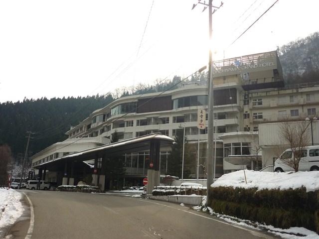 大江戸温泉物語 東山グランドホテル