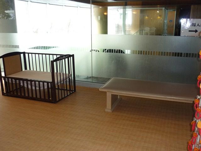 大浴場(ベビーベッド・椅子)