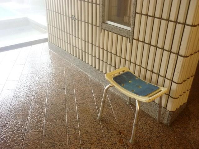 大浴場(シャワーチェア)