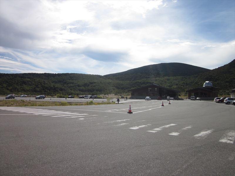 浄土平駐車場