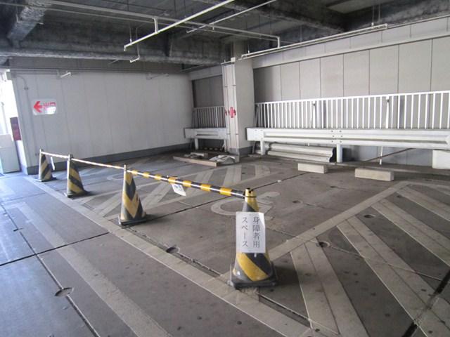 第一駐車場(立体)