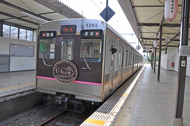 福島交通飯坂線 飯坂電車 いい電