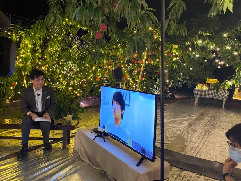 朝ドラ「エール」古山家次男役 佐久本宝さんが語る福島の印象