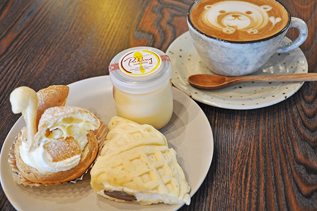 Kawaberry Cafe カワベリーカフェ ラテアート
