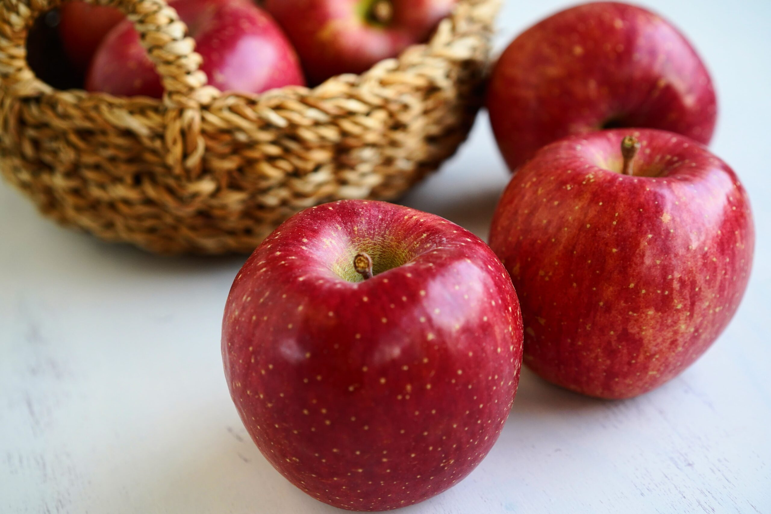 朝ドラ「エール」に登場の福島完熟りんご。蜜入り「サンふじ」は今が旬!