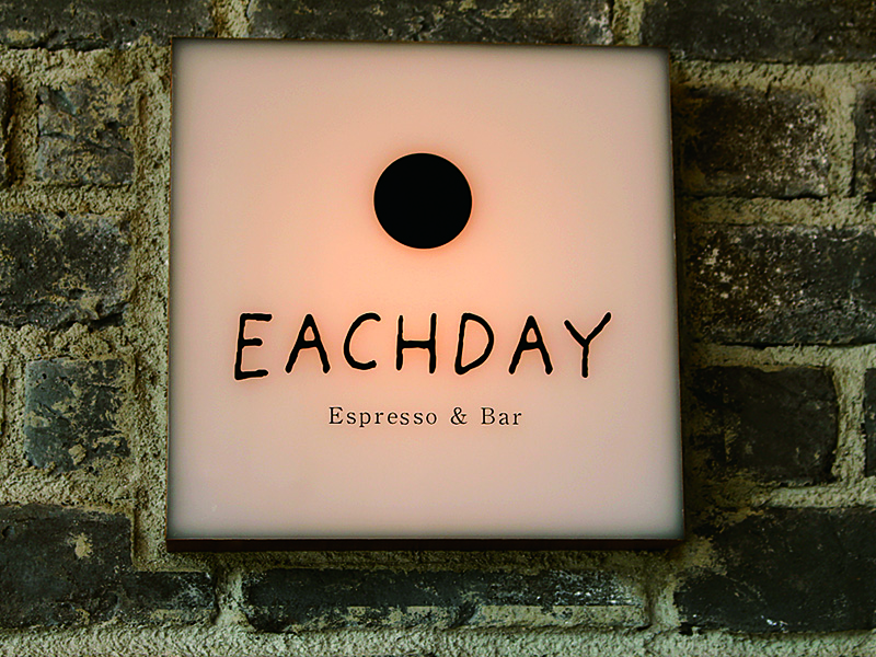 EACHDAY看板