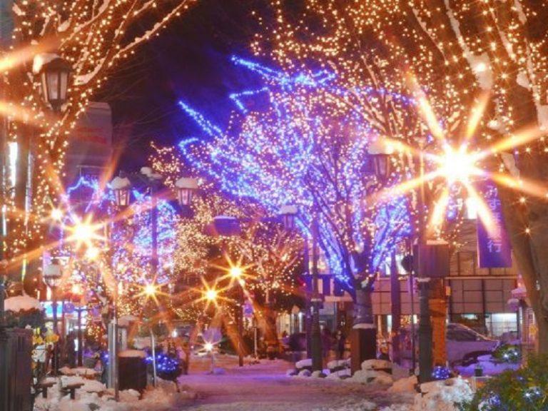 福島市の夜を彩る!イルミネーション特集2020~2021