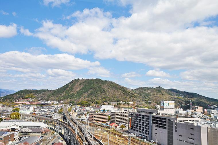 【トレッキングガイド】福島市のシンボル「信夫山」を歩こう!(駐車場ガイドつき)