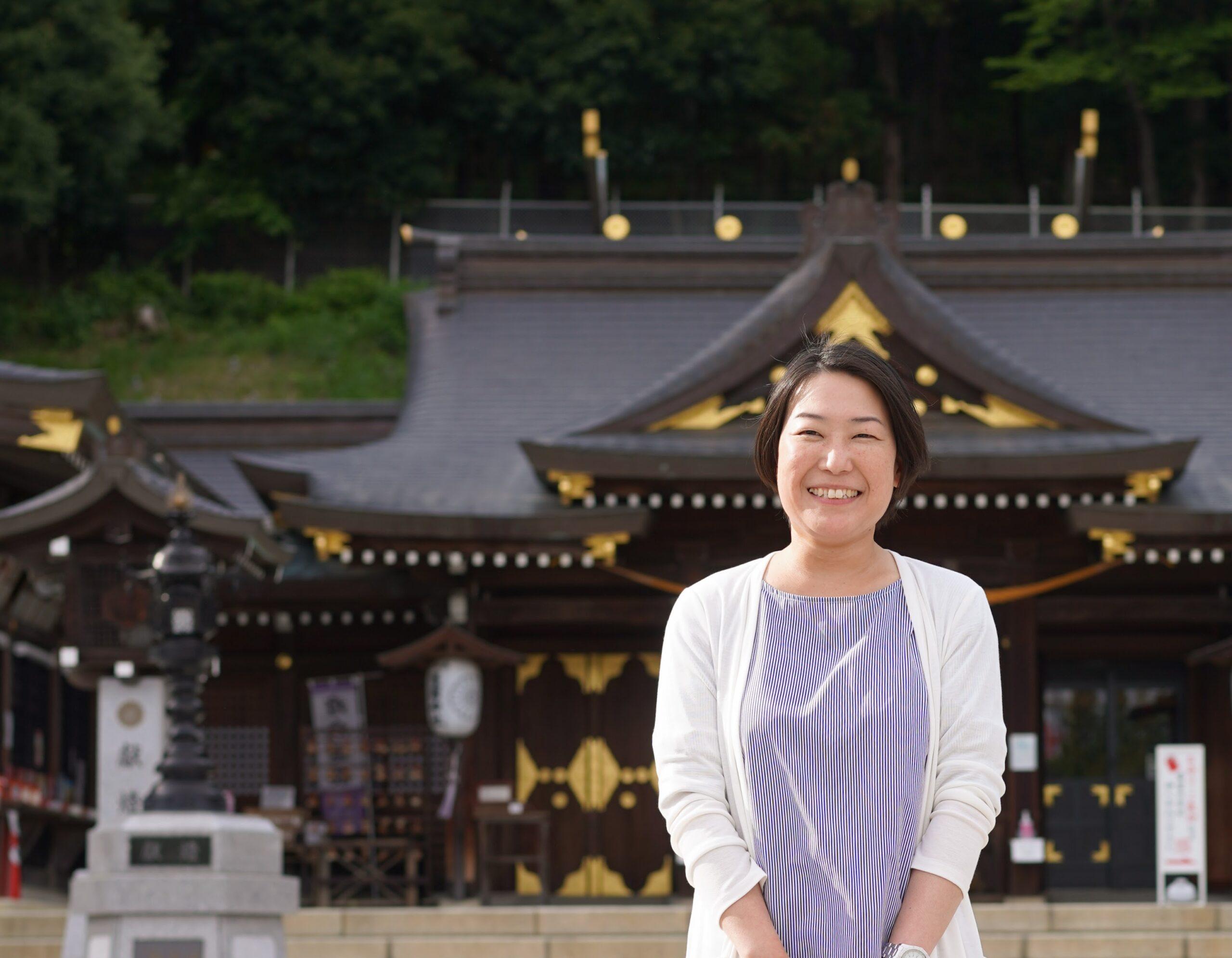 「移住したことに一番驚いているのは、私自身なんです」〜福島市移住者インタビューVol.1 森礼子さん