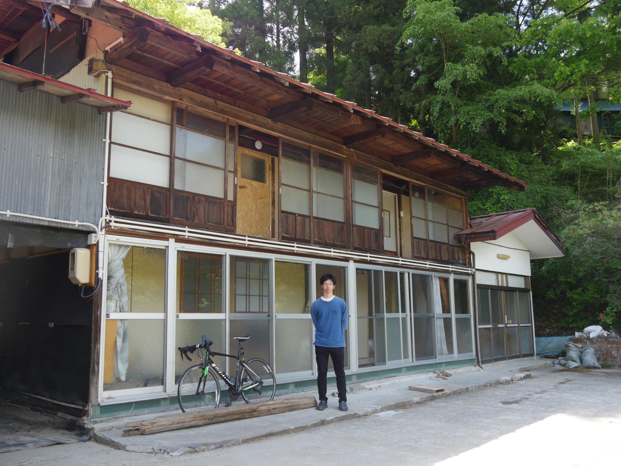 「お金より自由な時間がある方が僕は嬉しいです」〜福島市移住者インタビューVol.3 遠藤優太さん
