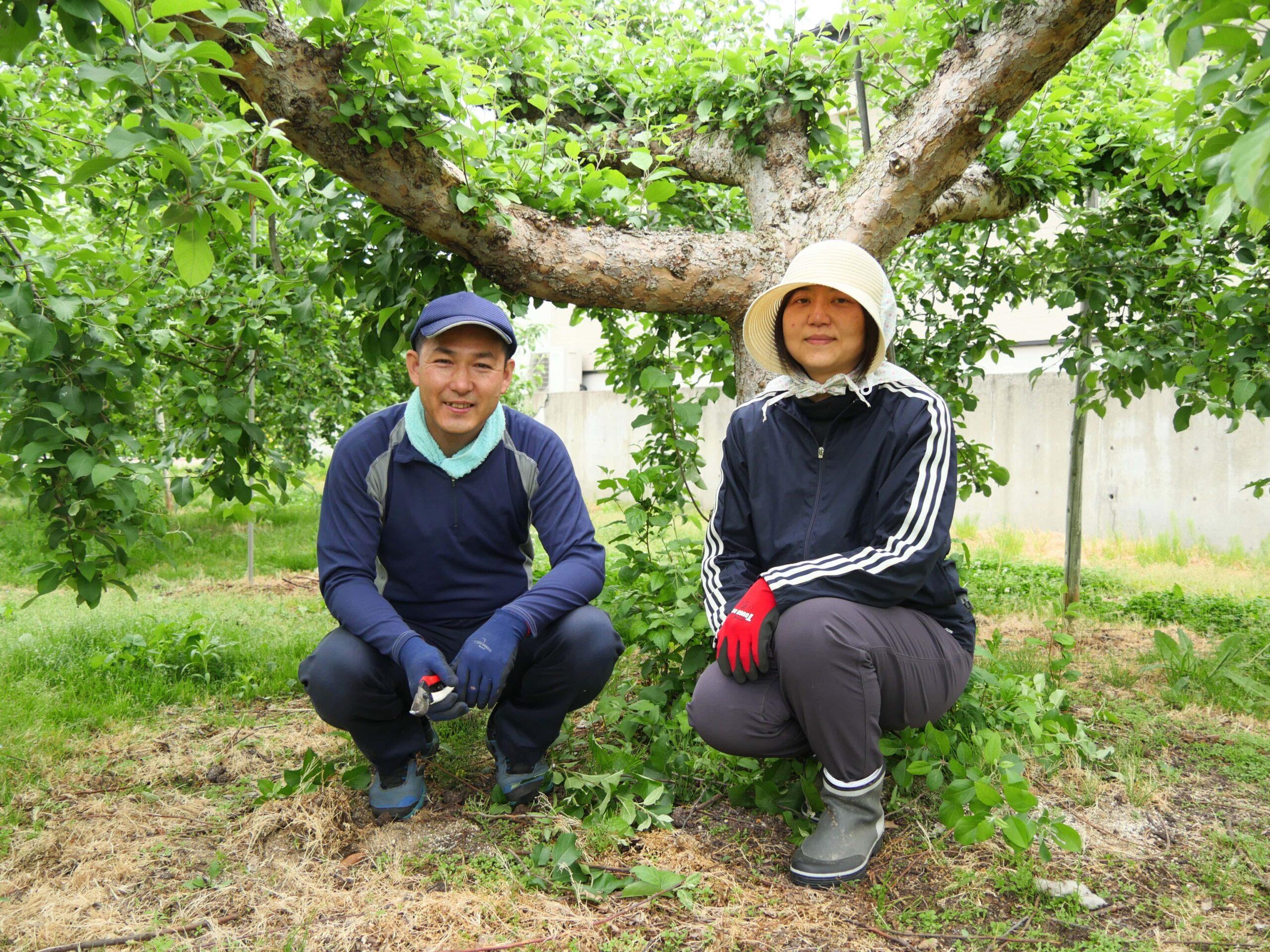 「移住前は、周りに受け入れてもらえるかどうかが一番心配でした」〜福島市移住者インタビューVol.2 菊地俊作さん・由美さん