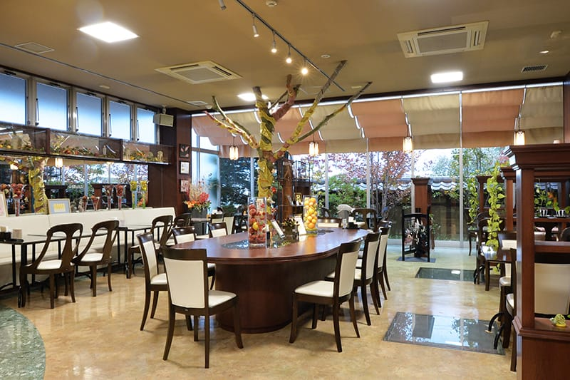 松屋レストラン 憩いカフェ