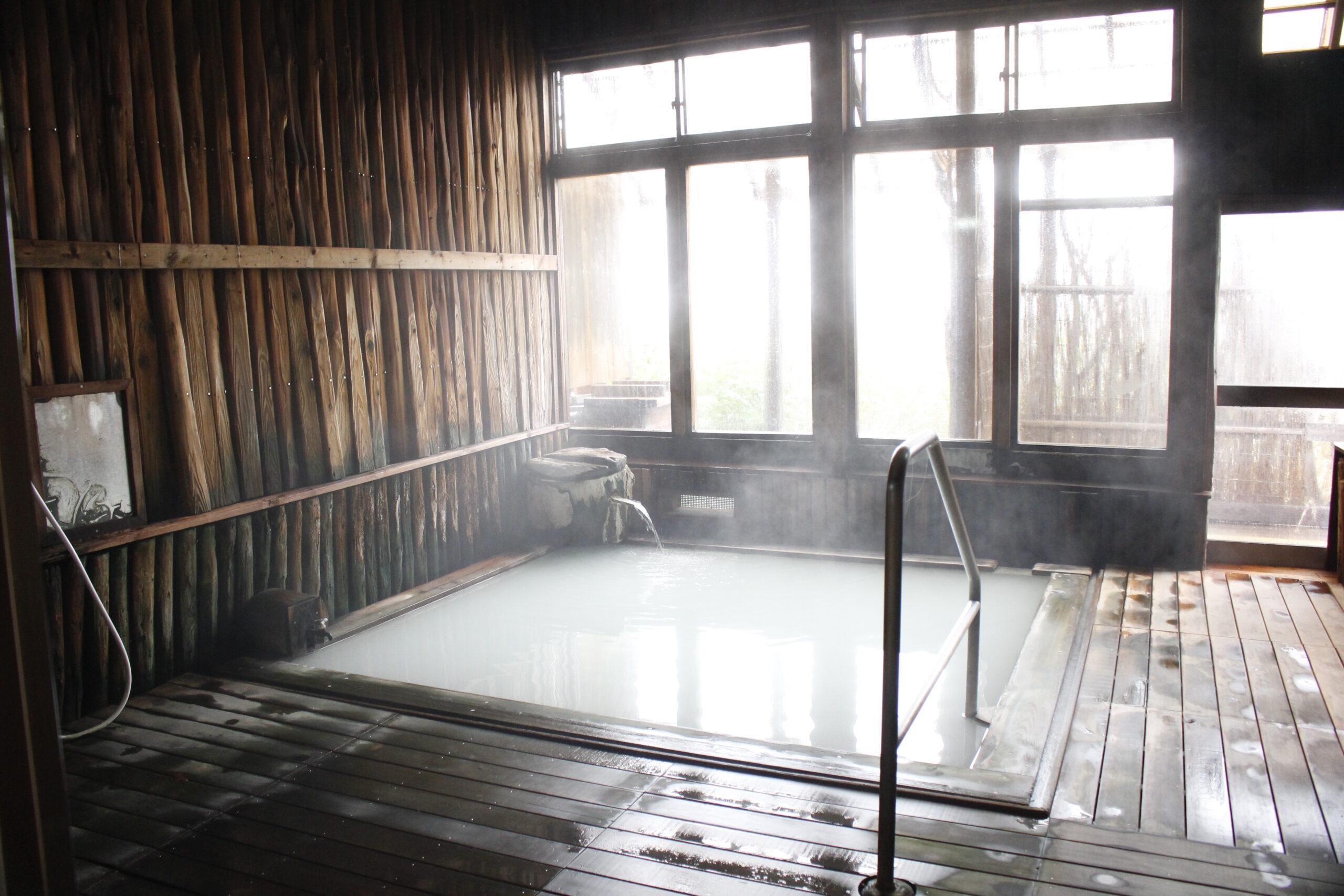 秘湯がひしめく「土湯峠温泉郷」探訪 Vol.1「野地温泉」「 新野地温泉」